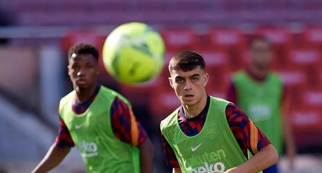 how will barcelona line up against dynamo kiev in the champions league barcelona line up against dynamo kiev