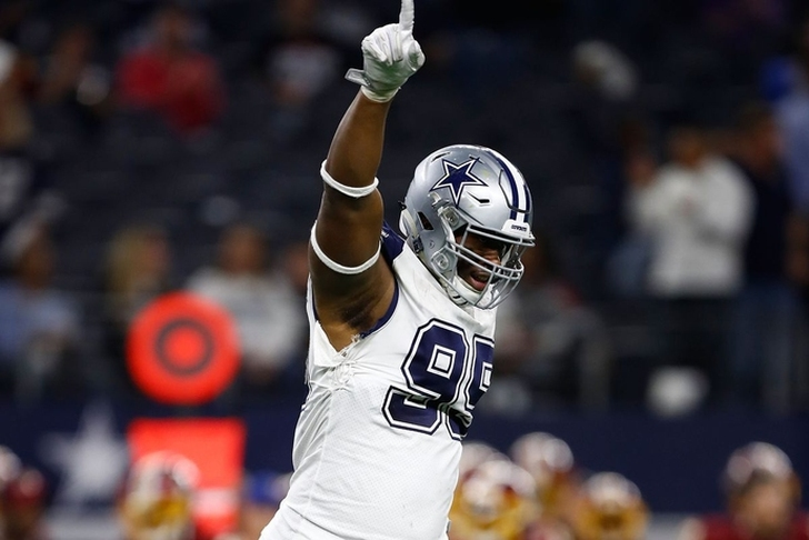 Game Recap: Cowboys Use Big Plays To Defeat Rival Giants, 30-10