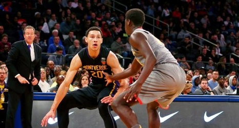 M Basketball Sharpshooter Bryce Brown Has High Hopes For