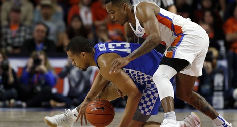 Kentucky Wildcats Depth Chart Vs Florida Gators Terry Wilson Remains Starter