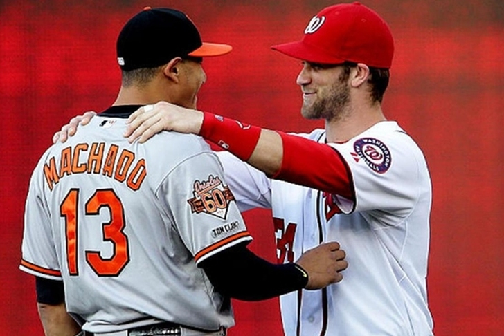 Cubs Rumors  The Possibility Of Signing Bryce Harper Or Manny Machado c2f19712988