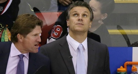 Islanders name former Maple Leafs assistant Jim Hiller as