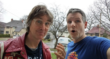 Toronto Mike D Podcast Episode 229 Chris Murphy From Sloan