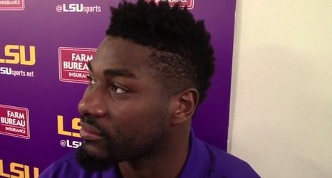 As his playing time comes and goes, LSU's Brian Bridgewater says he