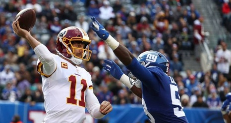 NFL TV Schedule 2018: Coverage Map, Times, Live-Stream Listings for ...