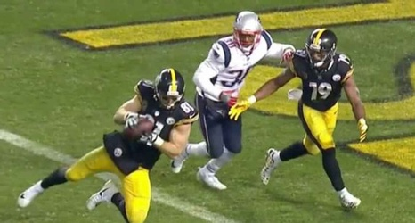 jesse jamess overturned touchdown - 1140×641