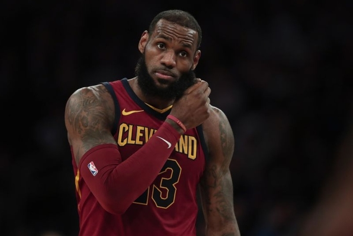 LeBron James: Cavaliers' Roster Shake-Up Hurt Team's Preparation for Playoffs