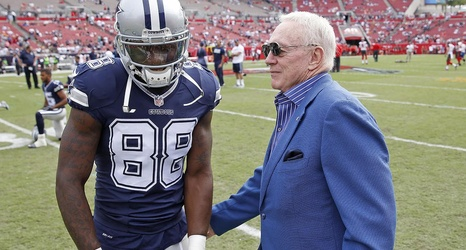 Dez Bryant Finally Expected To Meet With Jerry Jones Before