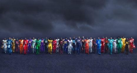 new arrival 3318a 7fdde Giants unveil white Color Rush uniforms