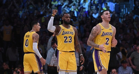 lowest price 7ece0 6124f NBA Rumors: Lakers Not Willing To Include Young Core In ...
