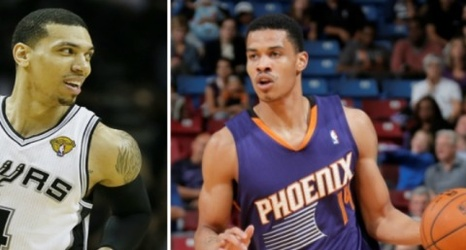 Cousins Danny And Gerald Green Rooting For Each Other