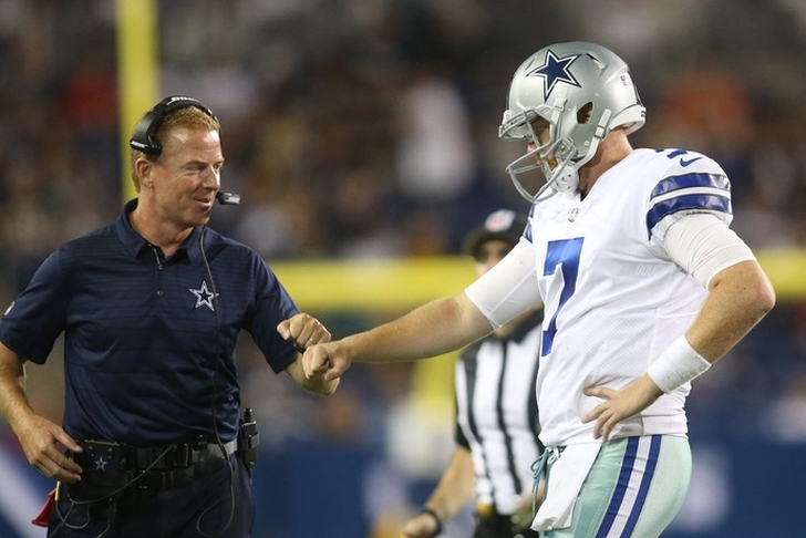 Dallas Cowboys will release quarterback Kellen Moore