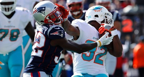 Where Is Kenyan Drake Dolphins Must Find Ger Role For Rb