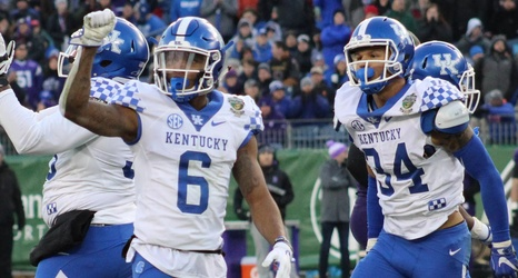 Uk Football Player Preview Lonnie Johnson Will Be An Understated