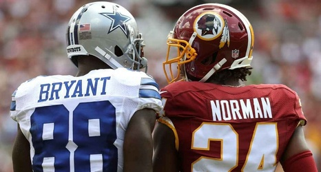 Josh Norman Fine Focusing On Cowboys And Not Dez Bryant
