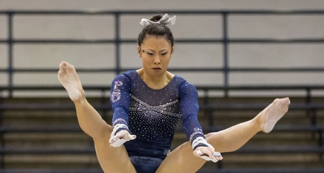 Penn State Womens Gymnastics Finishes Fourth At Big Tens