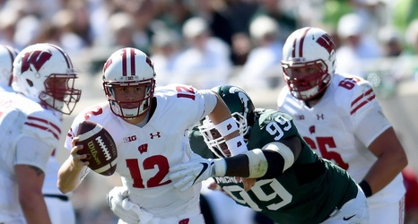 bfbf805d Michigan State Football: Week 7 bout with Wisconsin could define 2019