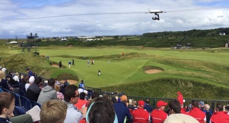 British Open 2016 Heres What Golfers Think Of The Postage Stamp Hole