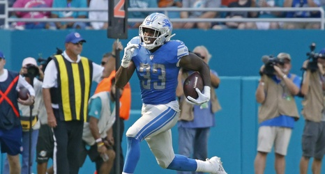 brand new cc637 9dd94 2018 Detroit Lions roster review: What is Kerryon Johnson's ...