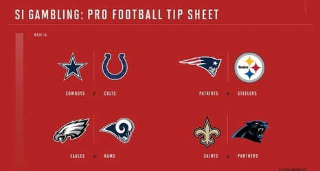 graphic regarding Nfl Week 15 Printable Schedule named Weekly Suggestion Sheet: The Detailed Printable Betting Marketing consultant in the direction of