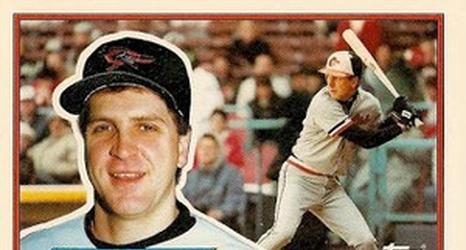 Joe Orsulak 1989 Topps Big 181