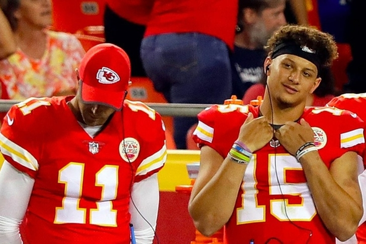 Patrick Mahomes to Make First Career Start in Week 17