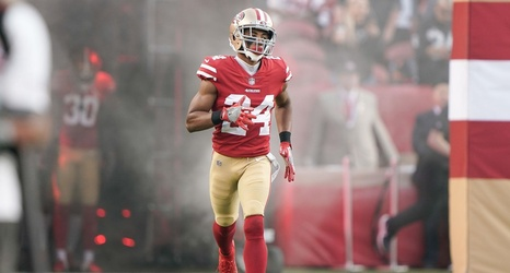 half off 88486 0a9d6 K'Waun Williams added to 49ers injury report with knee issue