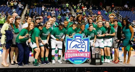 Notre Dame Womens Basketball Irish Grab No1 Seed In The NCAA Tournament