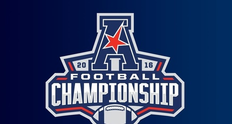 American Athletic Conference Unveils 2016 Football Championship Logo d1eefc729