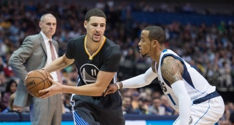 Highlights: Warriors Host Monta Ellis & The Mavs
