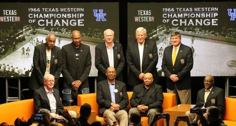 Texas Western University >> Players Coaches Reflect On 1966 Title Team