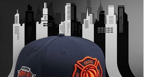 check out 0339f 3ed86 NBA Store confirms New York Knicks City Edition logo (Photo)