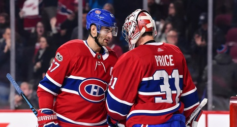 Sunday Habs Headlines: Carey Price praises Max Pacioretty's