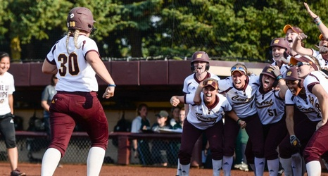 release date: b72a1 45c75 Underwood's Walk-Off Slam Gives CMU Dramatic Win