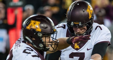 Minnesota Football A Projected Gopher 2016 Offensive Depth Chart