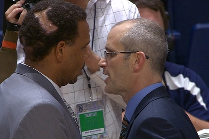 Here's The Story On Providence Coach Ed Cooley's Hair