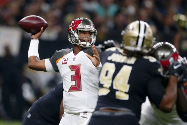 Buccaneers considering shutting Jameis Winston down a few weeks