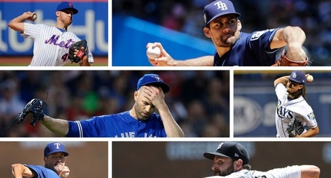 Mlb contract options in a trade