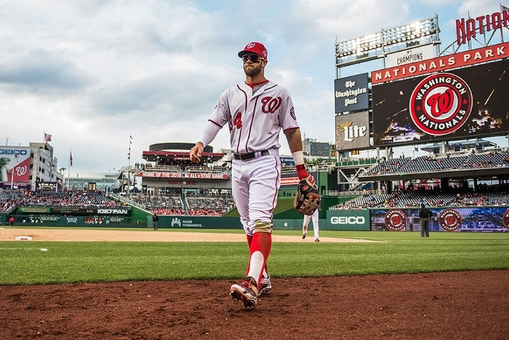 Royals Could Be A Major Player For Bryce Harper When He Hits
