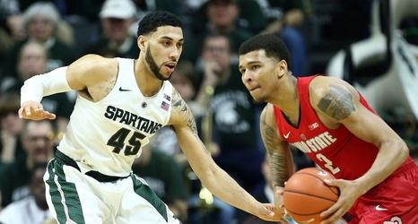 Michigan State Basketball Ohio Big Ten Tournament Preview