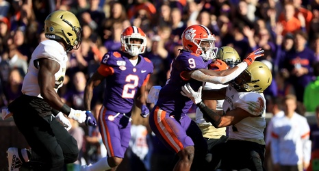 Clemson Football Playing Wofford Is Weak But Bama Vs