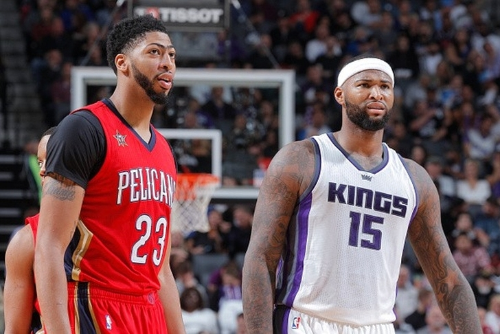 best website 62ee7 c930b BREAKING: Kings Trade DeMarcus Cousins To Pelicans