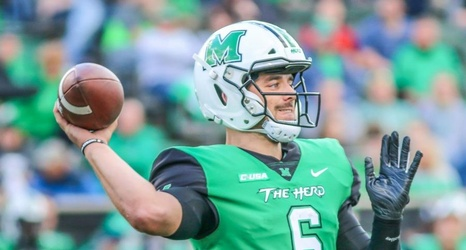Herd Football Takes On Southern Miss