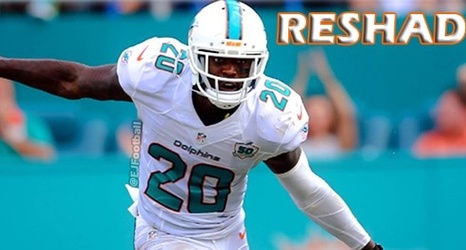 miami dolphins jersey reshad jones
