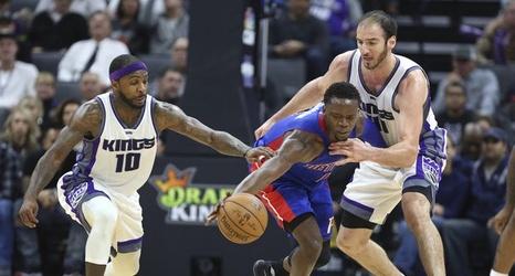 Live scoring, stats: Pistons host the Sacramento Kings at