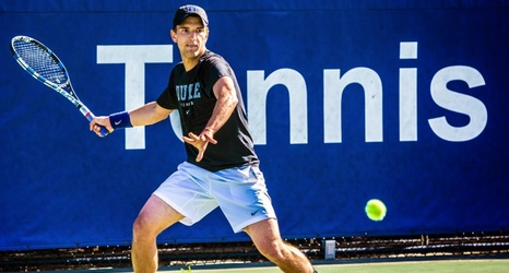 Duke Mens Tennis Announces Spring Schedule
