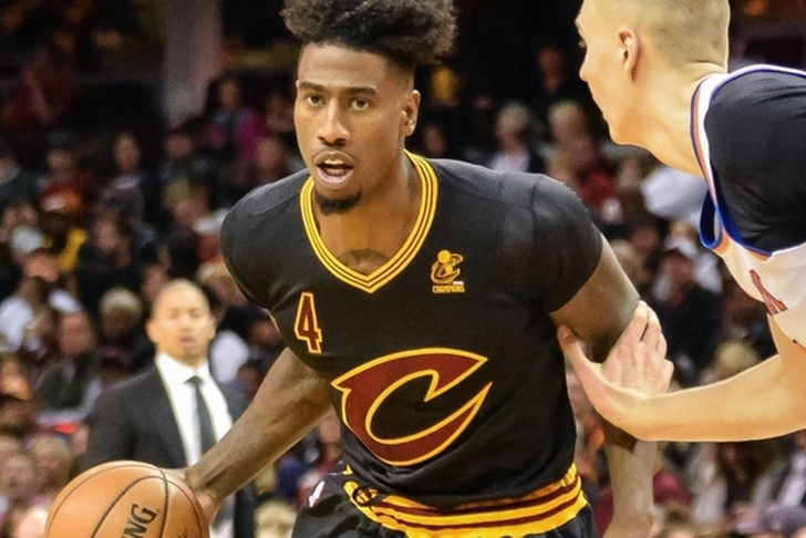 Iman Shumpert requests trade from Cavaliers