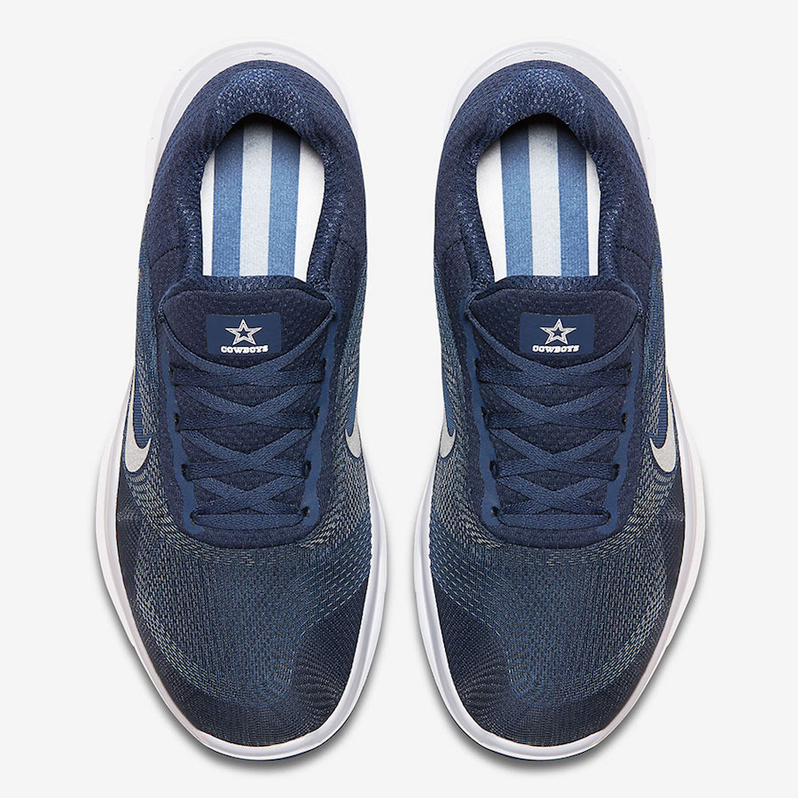 Brand New Dallas Cowboys Shoes From Nike Have Been