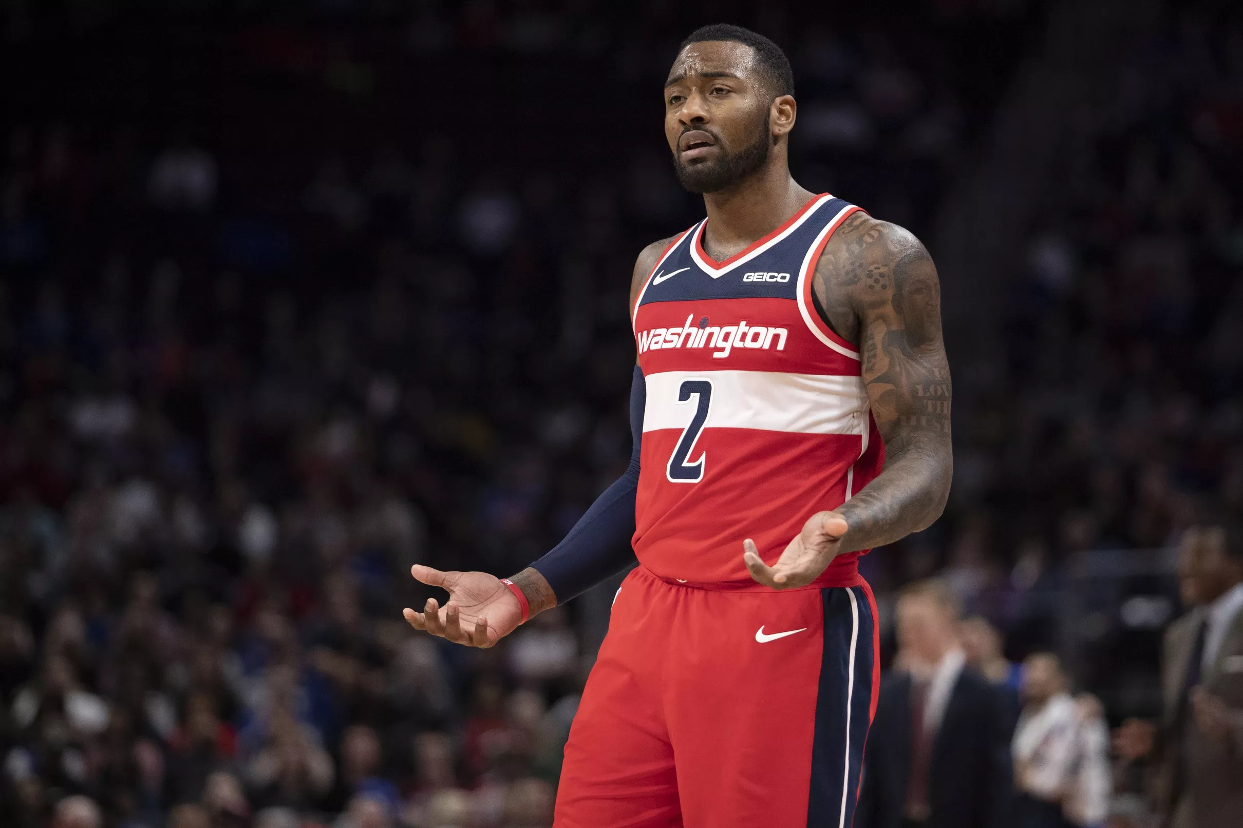 What should the Wizards do now that John Wall's Achilles is torn?