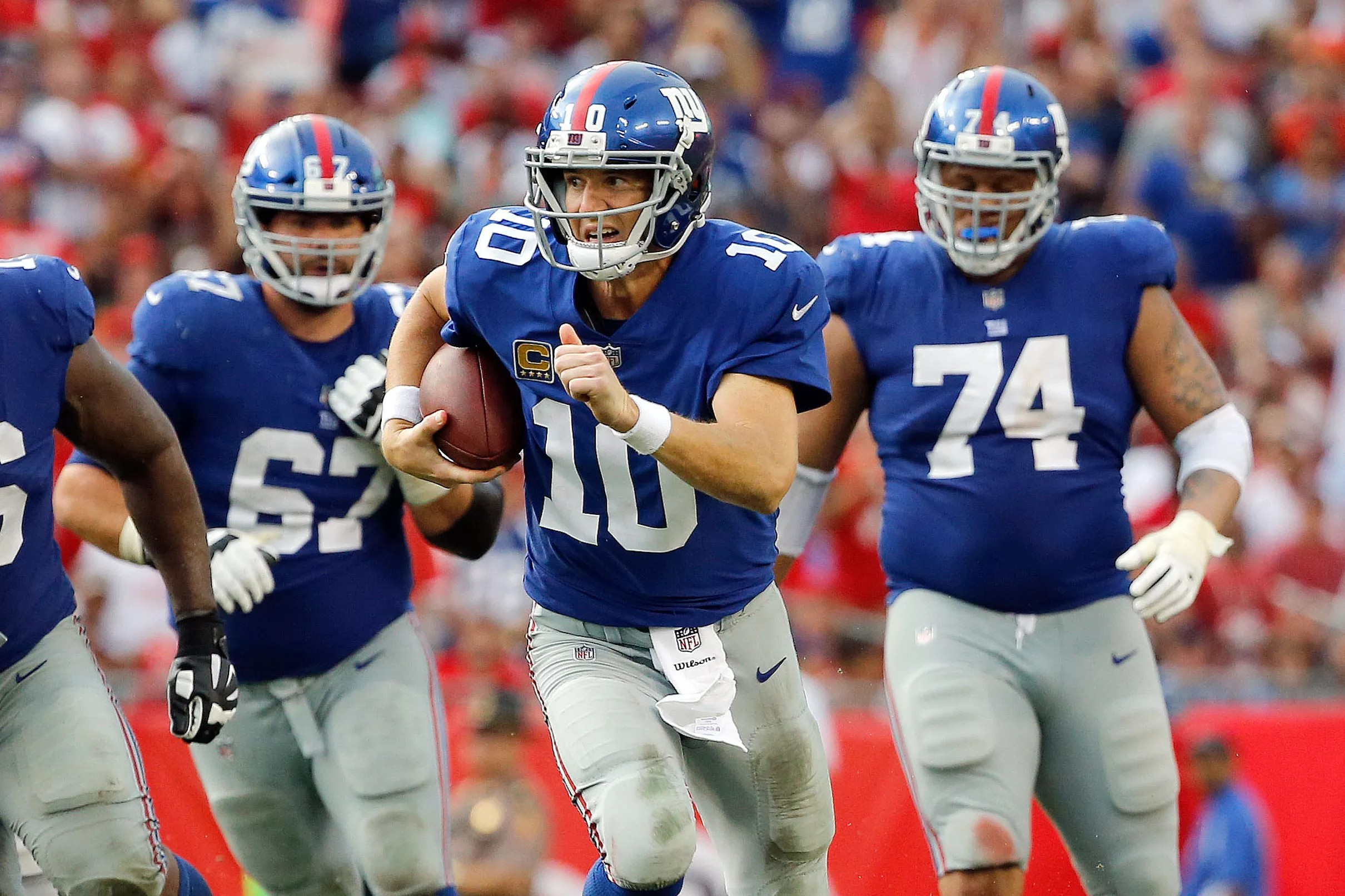 What To Look For From The Giants Offense Against The Chargers